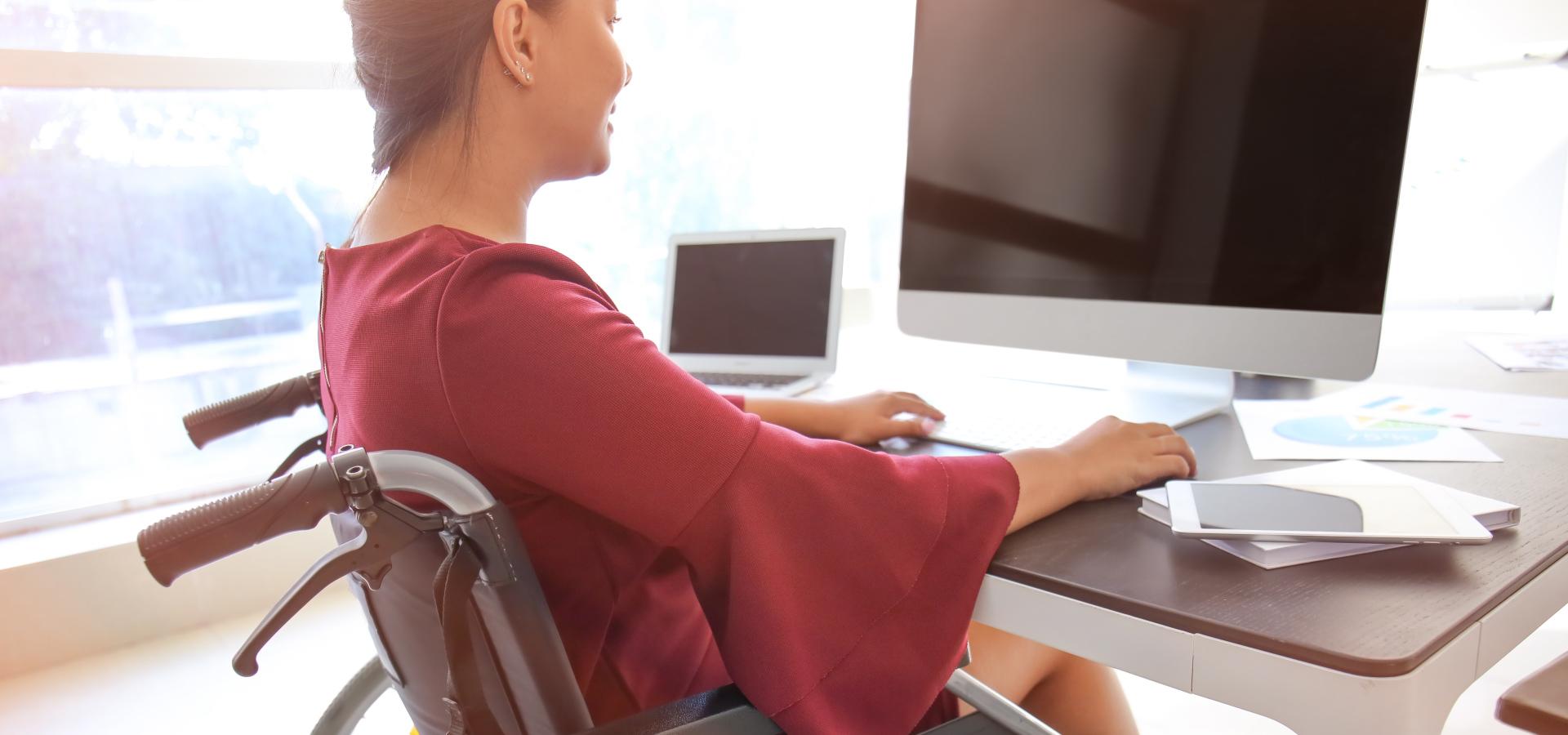 障がい者就職・転職支援イメージ